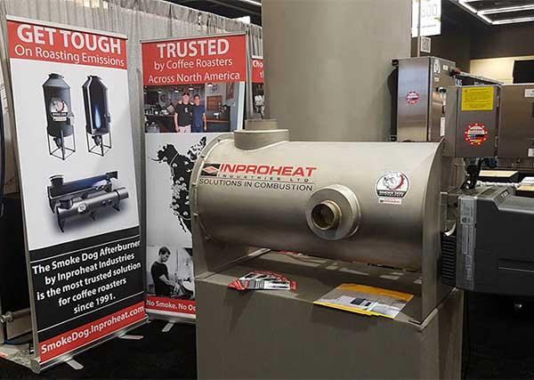 Inproheat Industries - Inproheat Attends the 2017 SCAA Expo