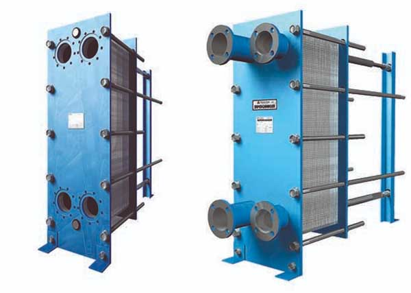 Inproheat Industries - Tranter's Plate and Frame-Gasketed Heat Exchangers
