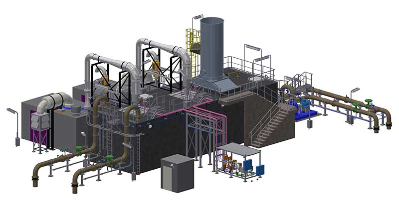 Inproheat Industries - SubCom® Case Study: Sea Water Heating for LNG Vaporization