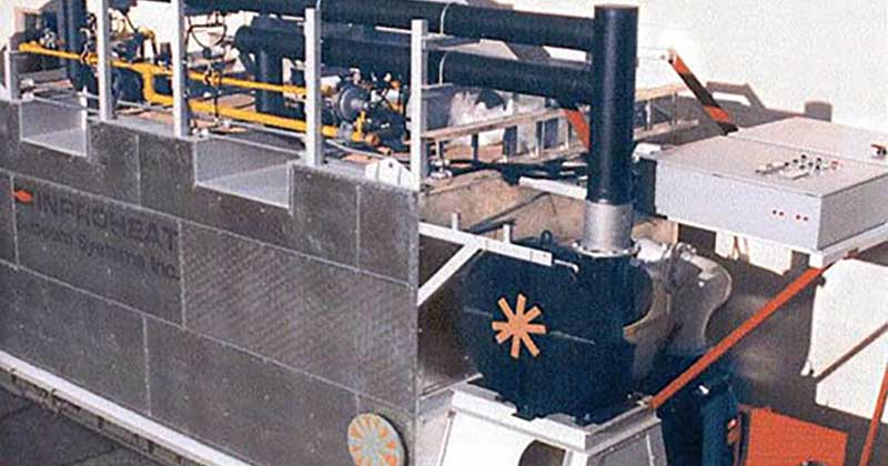 Inproheat Industries - SubCom® Case Study: Ainsworth Lumber Co.
