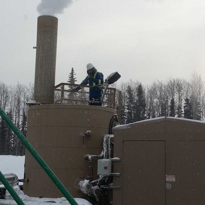 Inproheat Industries - SubCom® Direct Evaporation Solutions