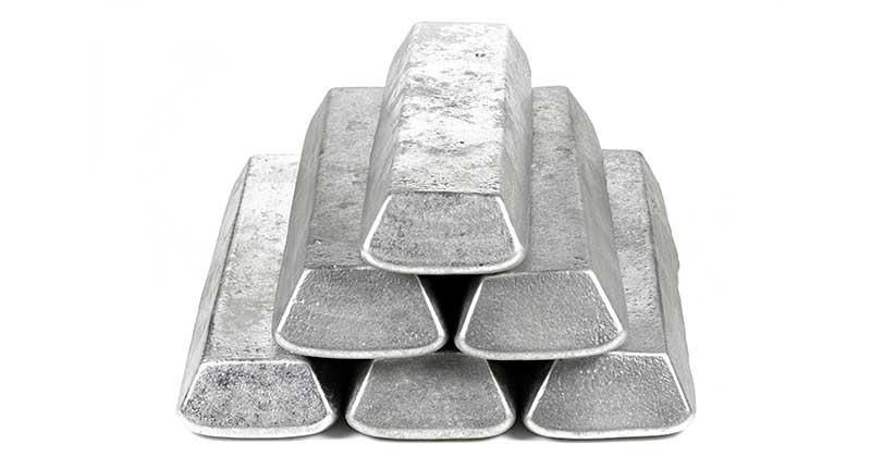 Inproheat Industries - Aluminum Ingots Header