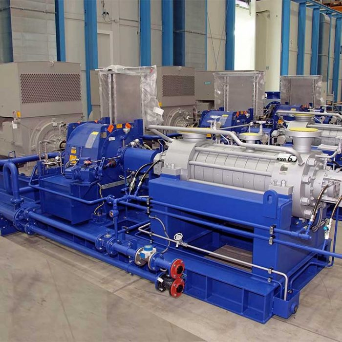 Inproheat Industries - Boiler Feed Pumps