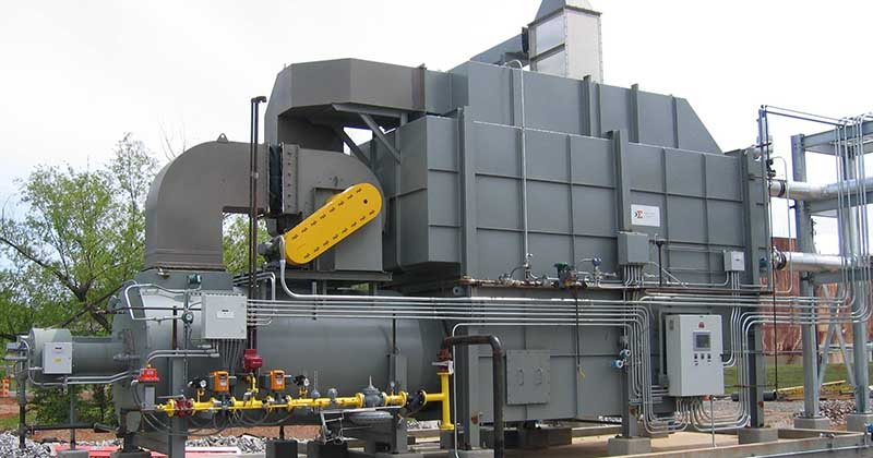 Inproheat Industries - Direct Fired Heaters