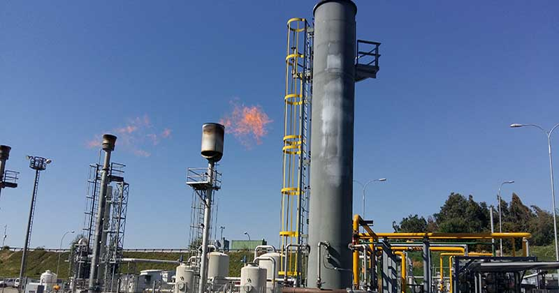 Inproheat Industries - Flare Systems