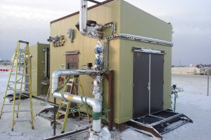 Inproheat Industries - Gas High Pressure Let-Down Stations