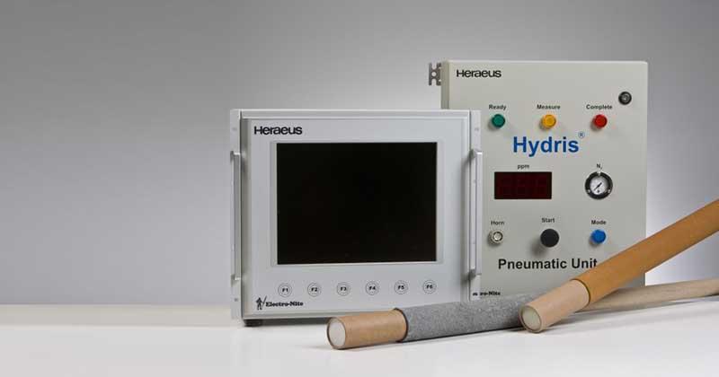 Inproheat Industries - H2 Measurement