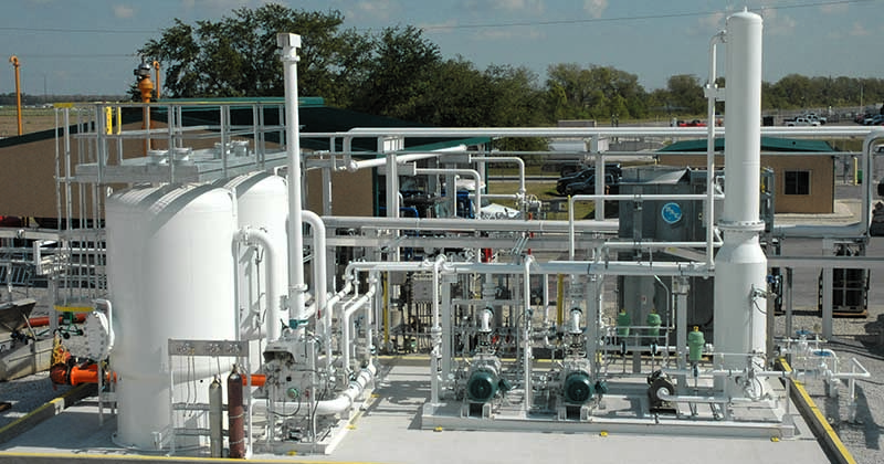 Inproheat Industries - Vapor Combustion and Recovery Systems