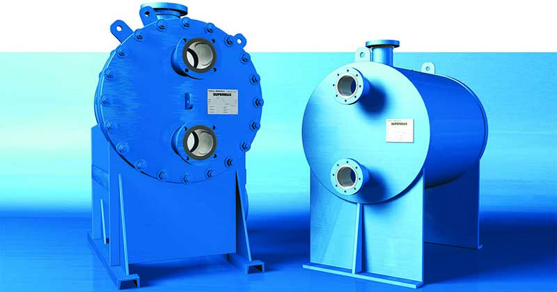 Inproheat Industries - Supermax (Plate and Shell) Heat Exchangers