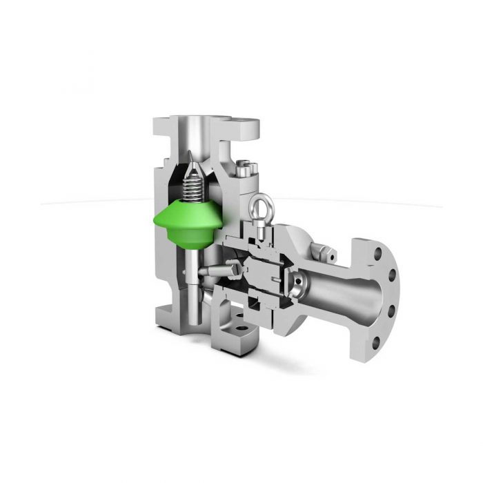 Inproheat Industries - SSV Valves