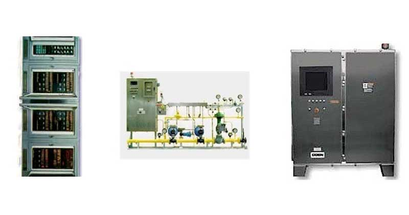 Inproheat Industries - Burner Management and Control Systems from John Zink Hamworthy Combustion