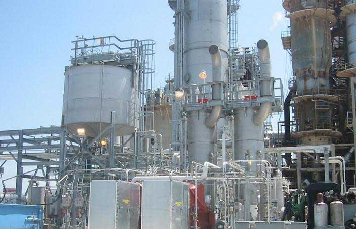 Inproheat Industries - Shell Global Solutions Third and Fourth Stage Separators (TSS and FSS) by BELCO®, a division of DuPont™ Clean Technologies