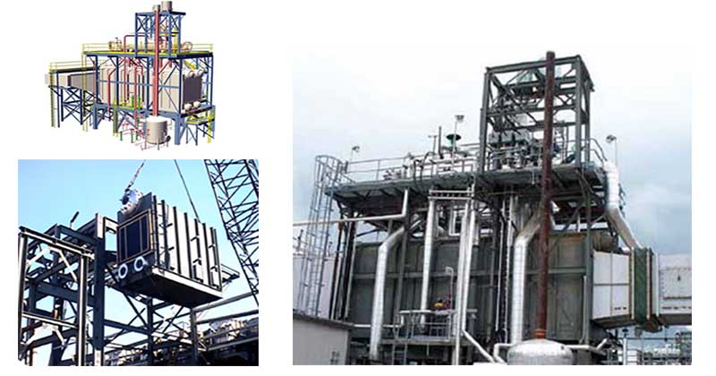 Inproheat Industries - Waste Heat Boilers from Nooter/Eriksen