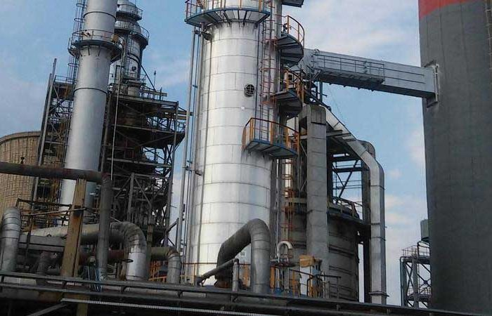 Inproheat Industries - Wet Sox Flue Gas Scrubbing Systems by BELCO®, a division of DuPont™ Clean Technologies