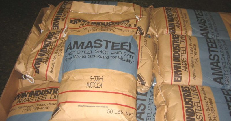 Inproheat Industries - Cast Steel Shot and Grit