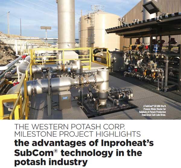 Inproheat Industries Ltd. - Potash Works Article