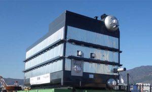 Inproheat Industries Ltd - Industrial Water-Tube Package Boilers - Gallery