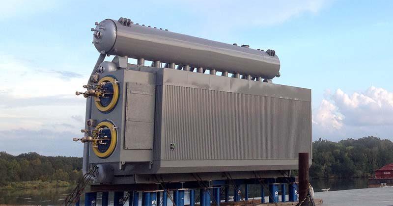 Inproheat Industries Ltd - Industrial Water-Tube Package Boilers - Featured